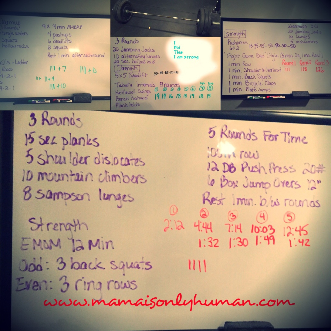 workout grind